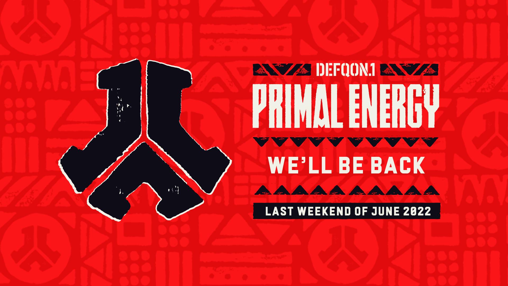 Defqon.1 Primal Energy